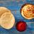 pita · chleba · czerwony · pieprz · proszek · niebieski - zdjęcia stock © lunamarina