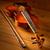 viool · instrumentaal · illustratie · muziek · grappig - stockfoto © lunamarina
