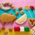 czekolady · Kokosowe · ciasto · wiśni - zdjęcia stock © lunamarina