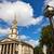 Londres · praça · igreja · inglaterra · céu · rua - foto stock © lunamarina