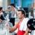 férfi · nyugodt · tornaterem · fitnessz · sport · képzés - stock fotó © lunamarina