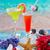 cocktails · seks · strand · kleurrijk · tropische · huis - stockfoto © lunamarina