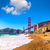 Сан-Франциско · Золотые · Ворота · пляж · Калифорния · США · небе - Сток-фото © lunamarina