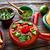 Meksika · fasulye · ahşap · kırmızı - stok fotoğraf © lunamarina
