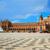Espanha · praça · viajar · arquitetura · azulejos · maneira - foto stock © lunamarina