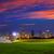 Houston · puesta · de · sol · horizonte · Texas · parque · cielo - foto stock © lunamarina