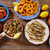 espagnol · fruits · de · mer · tapas · frit · dîner · citron - photo stock © lunamarina