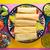 トルティーヤ · チップ · 食品 · 緑 · 赤 · プレート - ストックフォト © lunamarina