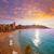 skyline · zonsondergang · Spanje · water · wolken · natuur - stockfoto © lunamarina