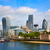 Londra · skyline · piazza · città · ponte - foto d'archivio © lunamarina