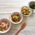 keverék · saláta · hínár · étel · tányér · edény - stock fotó © lunamarina