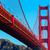 golden gate bridge san francisco from presidio california stock photo © lunamarina