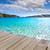 praia · mallorca · ilha · convés · foto · paisagem - foto stock © lunamarina