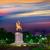 Бостон · Вашингтон · статуя · Массачусетс · общественного · саду - Сток-фото © lunamarina