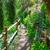 горные · пейзаж · забор · панорамный · гор - Сток-фото © lunamarina