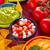 comida · mexicana · nachos · queso · cheddar · cocina · restaurante - foto stock © lunamarina
