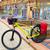 Espanha · bicicleta · praça · edifício · viajar · bicicleta - foto stock © lunamarina