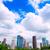 Houston · Texas · kék · épületek · felhőkarcoló · város - stock fotó © lunamarina