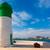 日没 · 灯台 · 地中海 · 海 · スペイン · 空 - ストックフォト © lunamarina