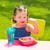 Kid · девушки · еды · макароны · томатный - Сток-фото © lunamarina