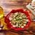 champignons · geserveerd · voedsel · olie - stockfoto © lunamarina