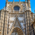 cattedrale · santo · porta · Spagna · costruzione · chiesa - foto d'archivio © lunamarina