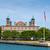 bevándorlás · múzeum · sziget · New · York · USA · épület - stock fotó © lunamarina