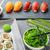 sushi · maki · salsa · di · soia · wasabi · California · rotolare - foto d'archivio © lunamarina
