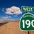 desert route 190 hwy death valley california road sign stock photo © lunamarina