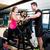 aerobik · personal · trainer · adam · uygunluk · spor · salonu - stok fotoğraf © lunamarina