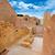 Roman · amfiteatr · Hiszpania · niebo · budynku · niebieski - zdjęcia stock © lunamarina