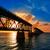 oude · brug · Florida · sleutels · Verenigde · Staten · bouw - stockfoto © lunamarina