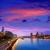 Londra · skyline · tramonto · città · sala · thames - foto d'archivio © lunamarina