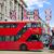 Londres · banderas · oxford · calle · westminster · Inglaterra - foto stock © lunamarina