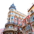 cartagena gran hotel art noveau in murcia spain stock photo © lunamarina