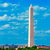 Washington · DC · amerikaanse · vlaggen · Washington · Monument · wijk · gebouw - stockfoto © lunamarina