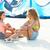 insanlar · plaj · uçurtma · çocuk · enerji · tatil - stok fotoğraf © lunamarina