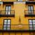 Seville Macarena barrio facades Sevilla Spain stock photo © lunamarina