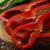 зеленый · ножом · разделочная · доска · продовольствие · фон · еды - Сток-фото © lunamarina