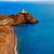 almeria cabo de gata lighthouse mediterranean spain stock photo © lunamarina