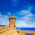 美しい · 表示 · 城 · スペイン · 家 - ストックフォト © lunamarina