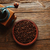 kahve · öğütücü · bağbozumu · ahşap · eski · tablo - stok fotoğraf © lunamarina