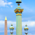 place de la concorde obelisque in paris stock photo © lunamarina