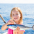 Kid · девушки · рыбалки · тунца · мало - Сток-фото © lunamarina