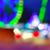 colorful ferrys wheel fairground night lights stock photo © lunamarina