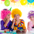 çocuklar · mutlu · yıllar · parti · palyaço · kız - stok fotoğraf © lunamarina