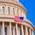 gebouw · Washington · DC · Amerikaanse · vlag · USA · congres · huis - stockfoto © lunamarina