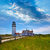 ahşap · deniz · feneri · gökyüzü · ev · Bina · manzara - stok fotoğraf © lunamarina