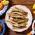 frit · plaque · poissons · citron · malaga · alimentaire - photo stock © lunamarina