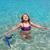 agua · agua · playa · abierto · armas · bikini - foto stock © lunamarina